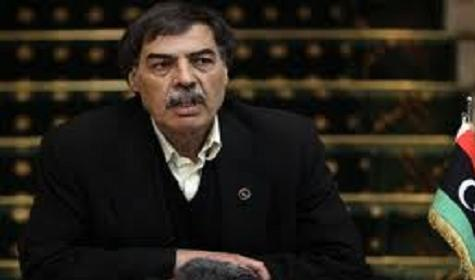 NTC's financial Minister: Financial aid pledged to shore up the Libyan NTC is not forthcoming