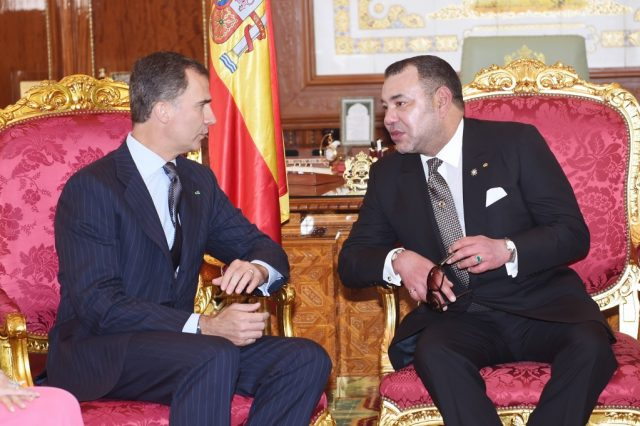 Morocco spain relations