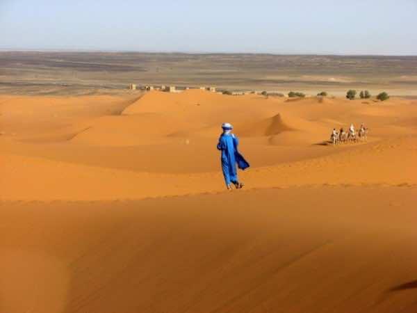 Western sahara of morocco