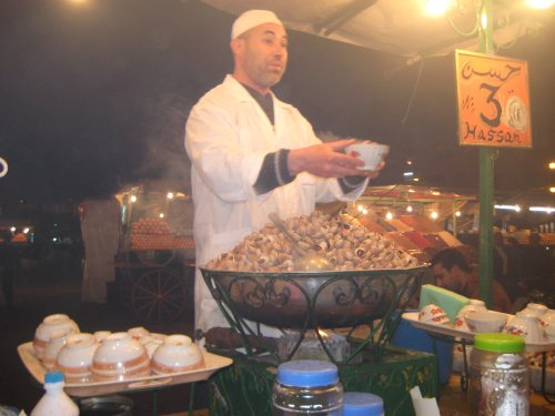 Moroccan Snails From Street Food To Upscale Snack