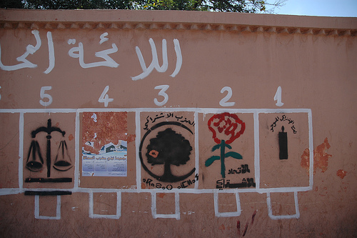Early Moroccan Elections