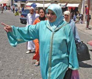 Morocco: Gender Roles and the Rhetoric of Change?