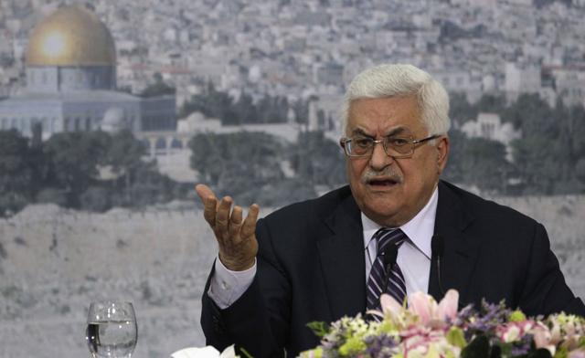 Palestinian President Hospitalized for Third Time 6 Days