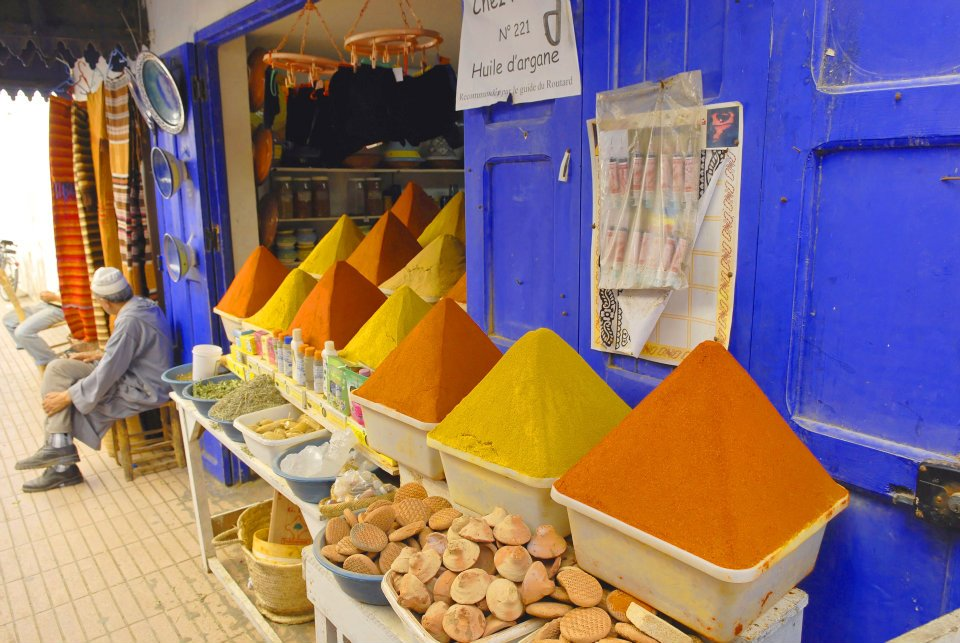 The spice of life in Morocco: Tea, tagines and other dining adventures