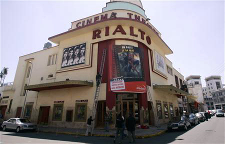 Cinema Rialto in Casablanca