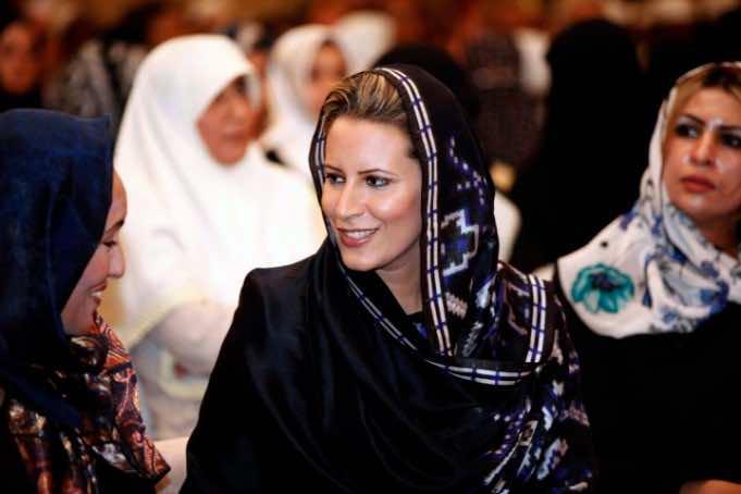 Aisha Gaddafi Seeks Political Asylum in Israel