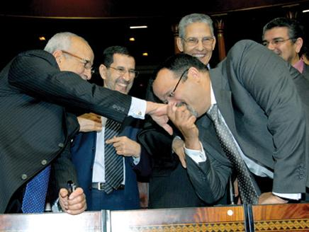 Moroccan Families in the Parliament