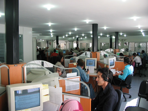 The Growing Call Center Industry in Morocco