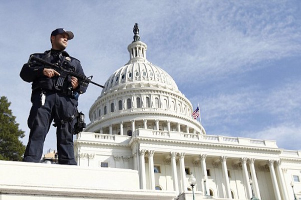 Moroccan man accused of attacking US capitol