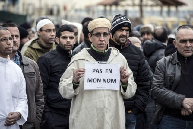 French Muslims fear backlash after 'Islamist' shootings