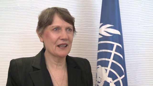 Helen Clark, Administrator of the UNDP