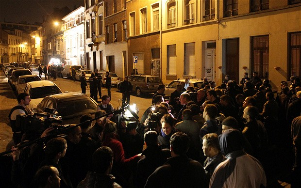 Imam killed in Belgium mosque arson