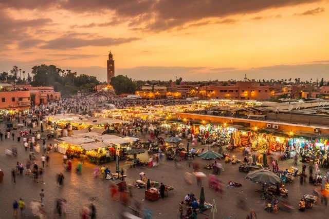 Marrakech: A Moroccan muse