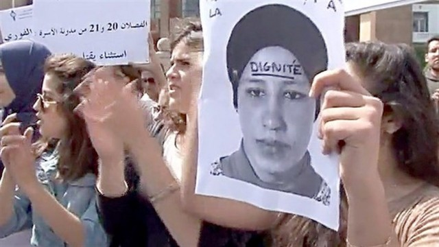 Moroccan Girl Committed Suicide after Being Forced to Marry Her Rapist