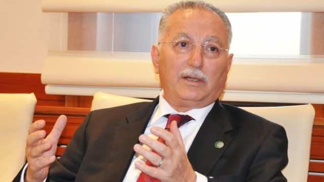 OIC Secretary General Ekmeleddin Ihsanoglu