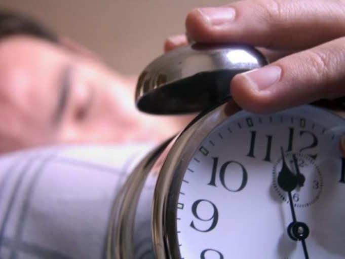 Sleep Water Clock