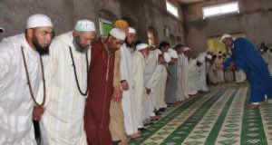 The Butchichi Shrine in Morocco