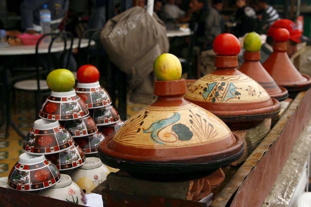 Ramadan in Morocco. Harira