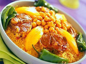 Tunisian Couscous: A Family Tradition