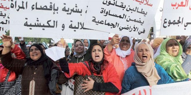Communal Lands: Moroccan Women Fight for Right to Inheritance