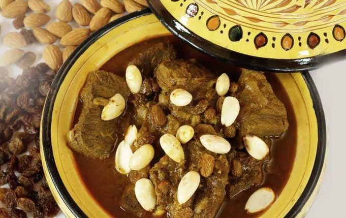 Moroccan Cuisine, Recipe for 'Lmrozia'