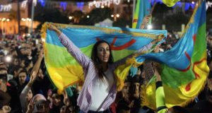 To Be Arab or Amazigh, that is not the Question