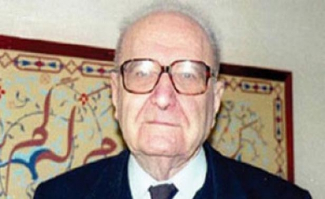 Roger Garaudy was held in Algeria as a prisoner of war of France's collaborationist Vichy regime. Holocaust