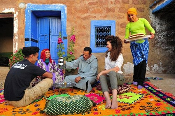 Expats living conditions better in Morocco than France, UAE, Sweden