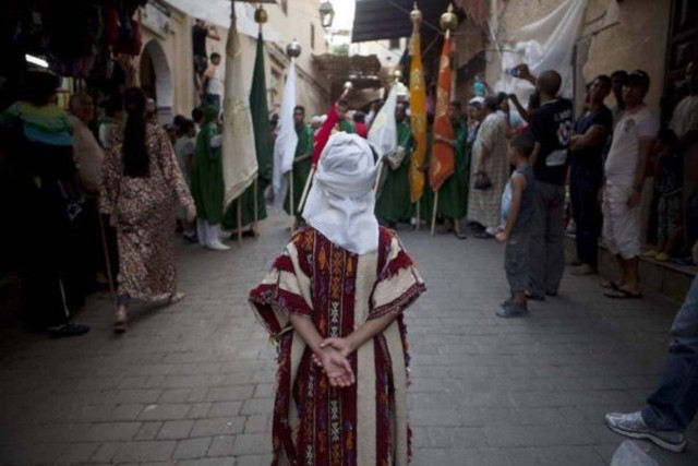 On Rites and Rituals in Morocco