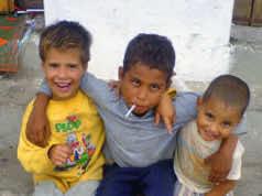 Street Children in Morocco