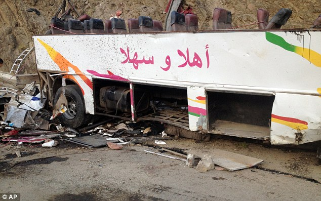 42 killed in Morocco's worst-ever bus crash