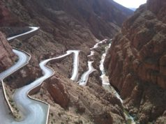 Tizi N'Tichka route