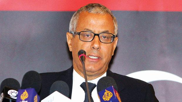 Ali Zeidan, ex-Kadhafi opponent, elected Libya PM