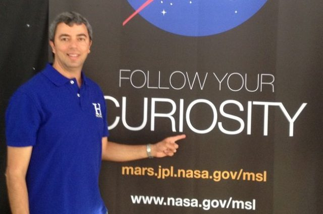 Kamal Oudrhiri, Moroccan in Charge of Monitoring NASA's Mission to Mars