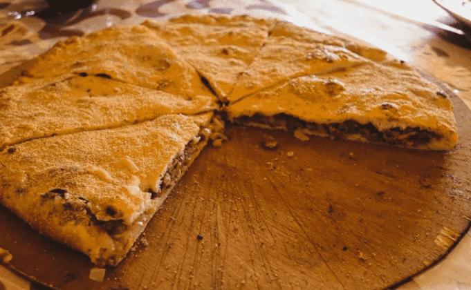 Moroccan Cuisine, Recipe for Amazigh Flatbread or Moroccan Pizza