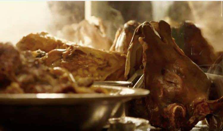 Moroccan Recipes for Eid Al Adha: Lamb's Steamed Head | Morocco
