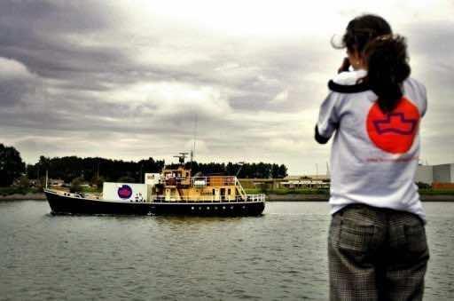 Moroccan navy 'blocking' Dutch abortion ship
