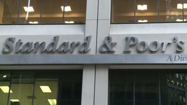 The international rating agency Standard & Poor's