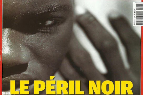 Maroc Hebdo and le Peril Noir