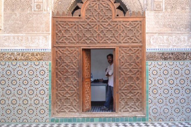 Bou Inania Mosque in Fez Medina. Photo by Morocco World News