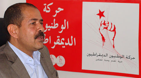 Chokri Belaid was a prominent secular opponent of Tunisia's moderate Islamist-led government