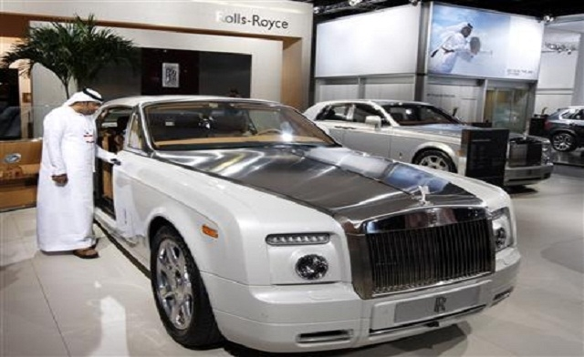 Rolls Royce Makes Exclusive Cars For Abu Dhabi