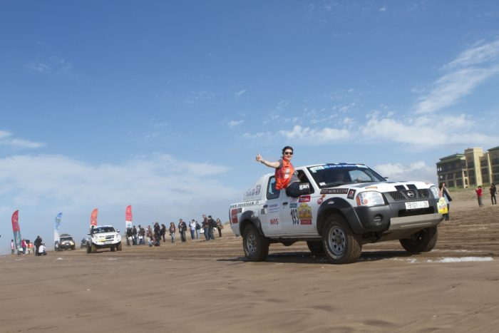 Daughter of Monaco Princess to Take Part in 28th Rally Aicha des Gazelles