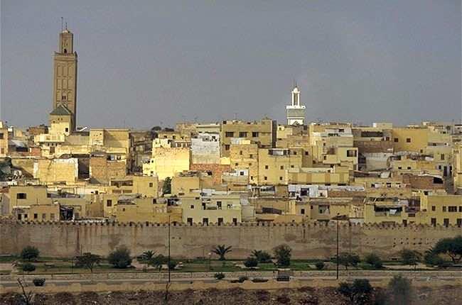 Meknes, old medina (old city)