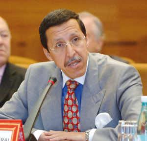 Morocco's permanent representative at UN office in Geneva, Omar Hilale