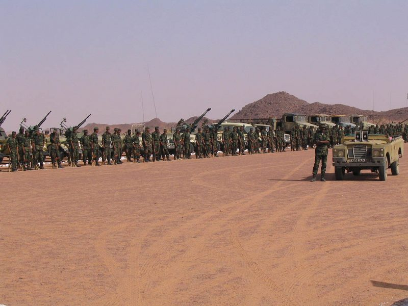 Tindouf Camps' Kidnappings Shines Light on Algeria's Role in Western Sahara