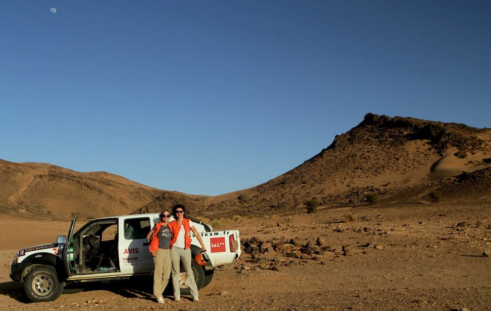 Rally Aicha des Gazelles Days four and five. Photo by Clemenson Helene for Morocco World News