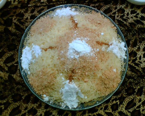 Seffa Madfouna in Moroccan cuisine