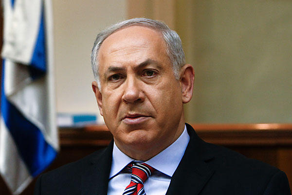 Netanyahu apologised to Turkey PM for flotilla: US official