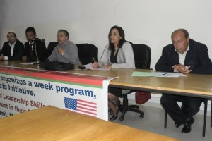 AMA Youth-Led Projects Initiative Program Ended on Tuesday